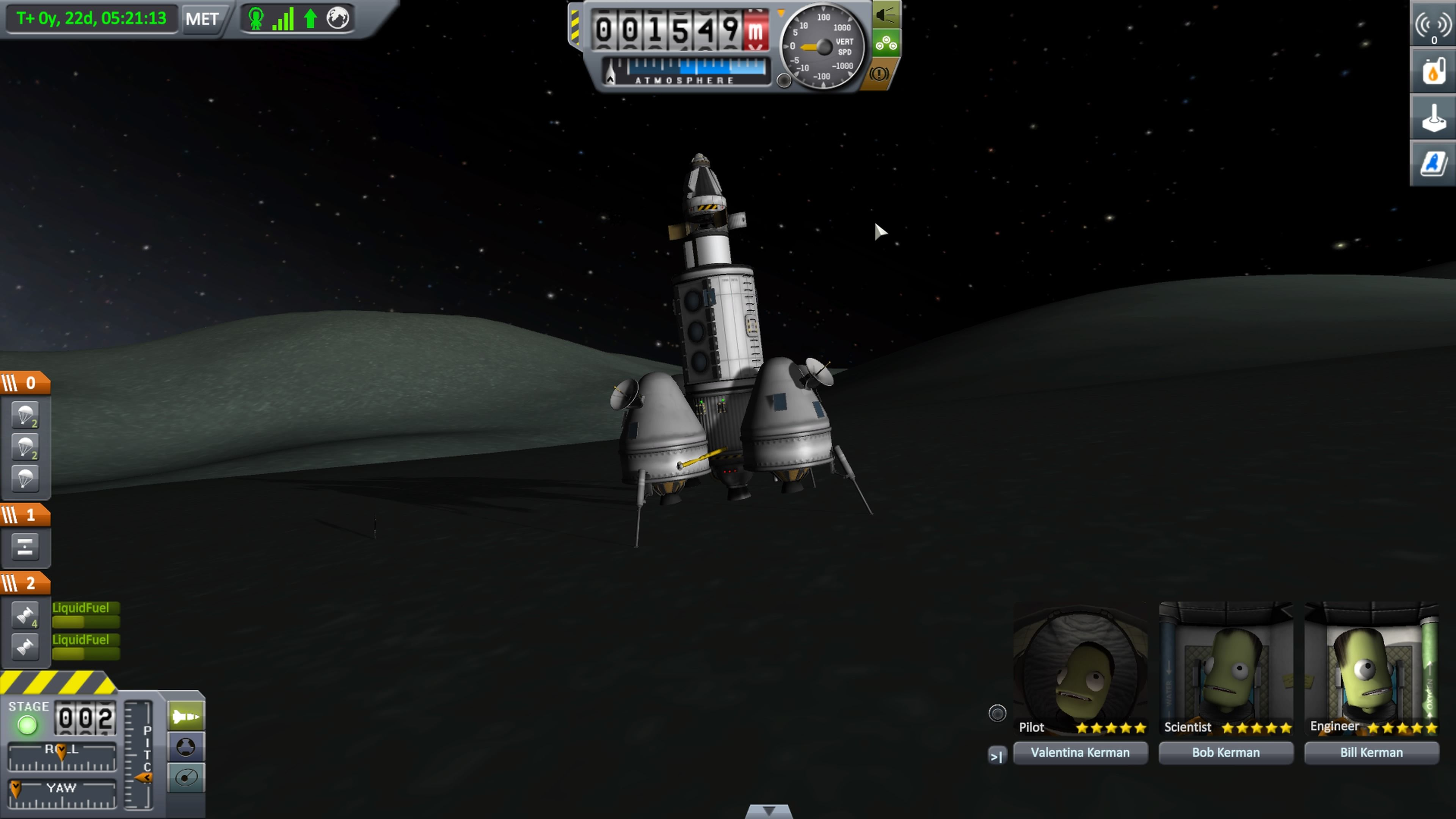 Kerbal space program enhanced edition ps4   Kerbal Space