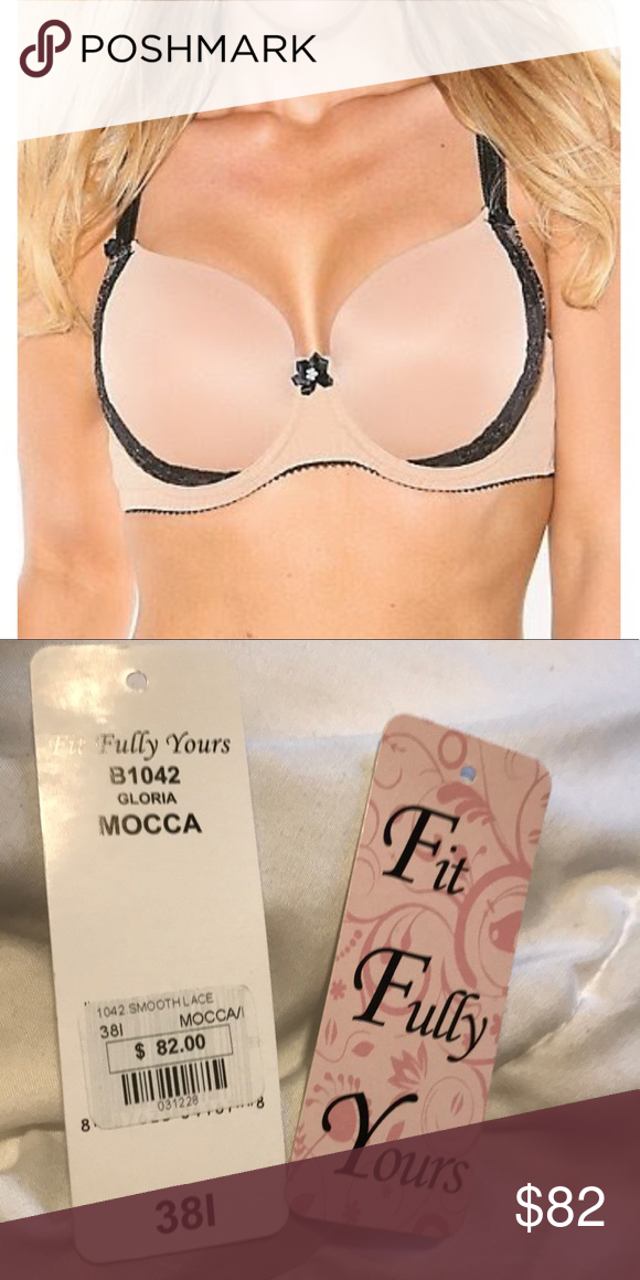 eb413fc02 Size 38I bra by Fit Fully Yours Tags are detached but will be with ...