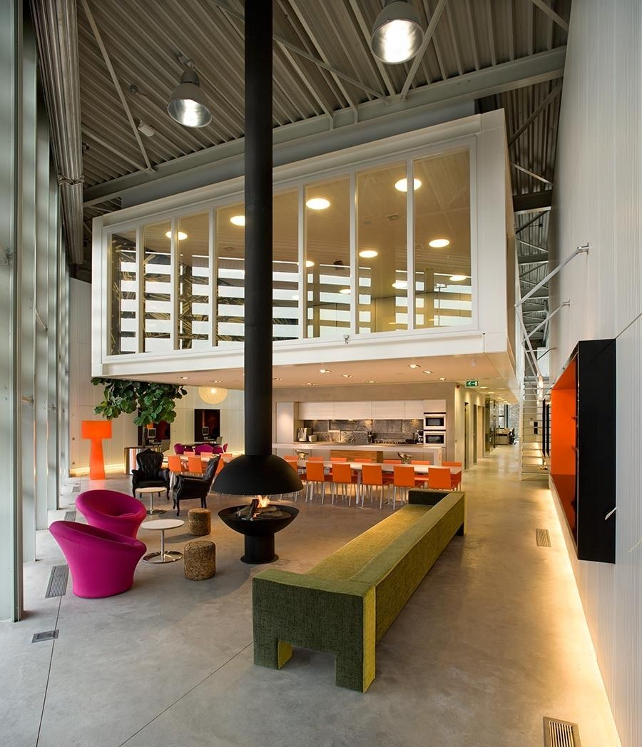 Stiho headquarter // Nieuwegein - Workshop of Wonders