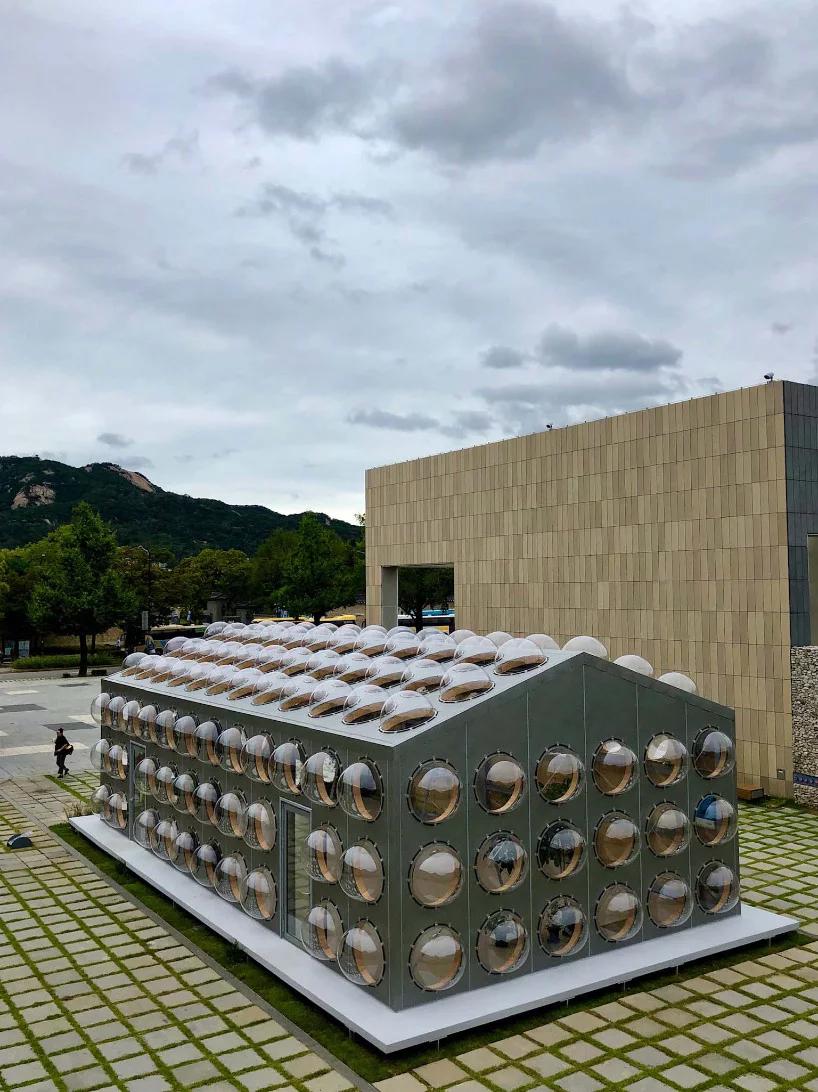 Obra S Perpetual Spring Pavilion Opens In Seoul Korea