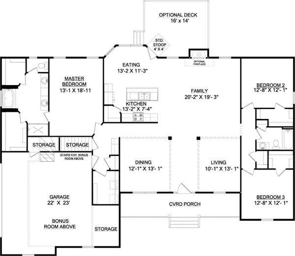 The Carrington A Custom Home Plans House Plans How To Plan