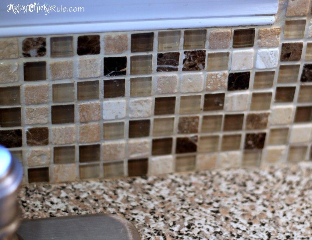 Kitchen Tile Backsplash Do It Yourself Pinterest Kitchens