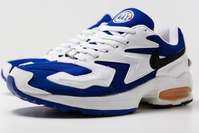 Nike Air Max 2 Light American Blue | Nike air max 2, Nike