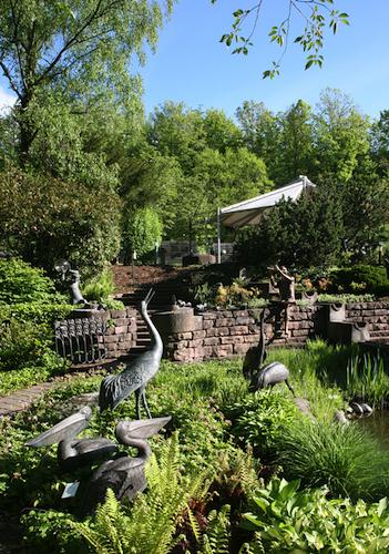 Skulpturengarten in Süssen - Strassacker