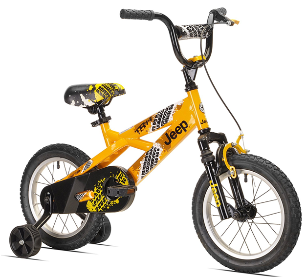 Jeep Boys Bike In 14 Inch For 3 4 And 5 Year Old Boys From Cheap