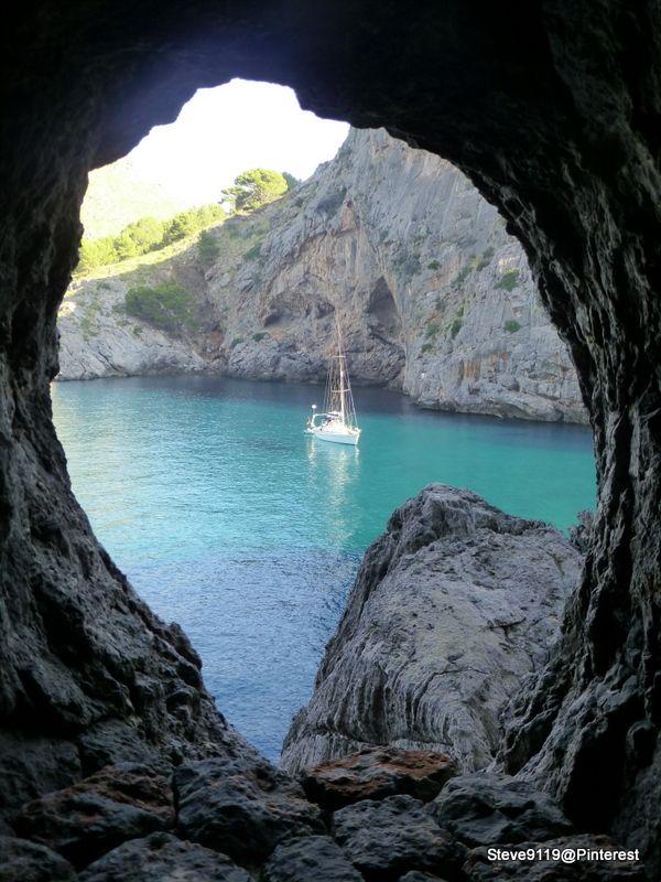 Pin De Emili Presa En Round Things Playas De Mallorca Calas Mallorca Lugares De España