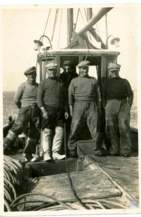 Art Décor: Trawlermen & Fishermen Of The British Isles Www