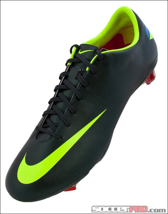 abe15ecf6 Nike Mercurial Vapor VIII FG Soccer Cleats - Seaweed with Challenge Red and  Volt... 197.99