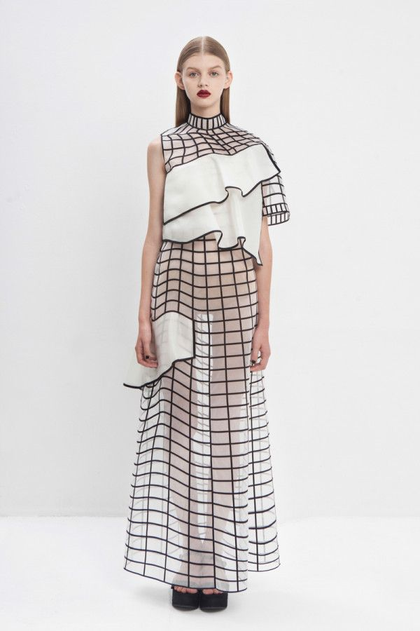 10f9d4370cf A Line of 3D Printed Clothing Based on Defects | Trends: Chapter 6 ...