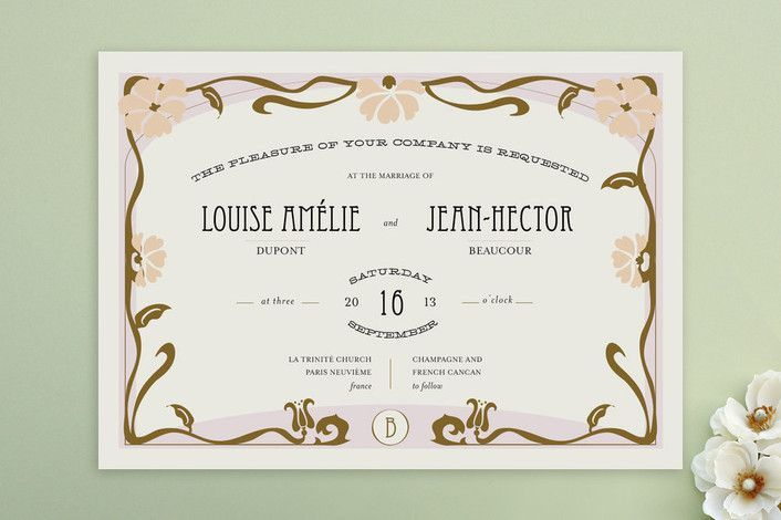 Bust Out The Bubbly Champagne-Themed Wedding Invitations, Party - wedding invitation samples australia
