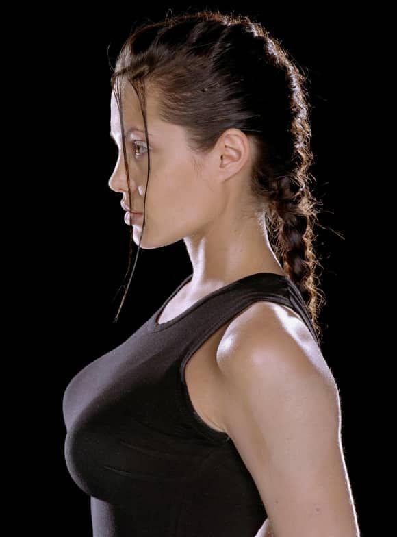 Ein Profil für Götter: Angelina Jolie in ihrer Rolle als