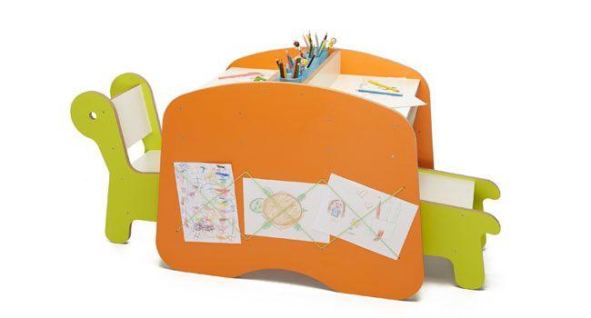escritorio-infantil-tortuga-friendly-animals-leonardo-menut-estudio ...