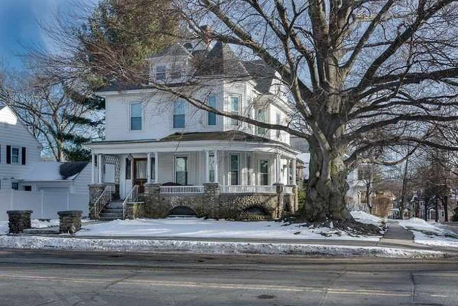 C 1900 Worcester Ma 234 000 Old House Dreams Old House Dreams House Victorian Homes