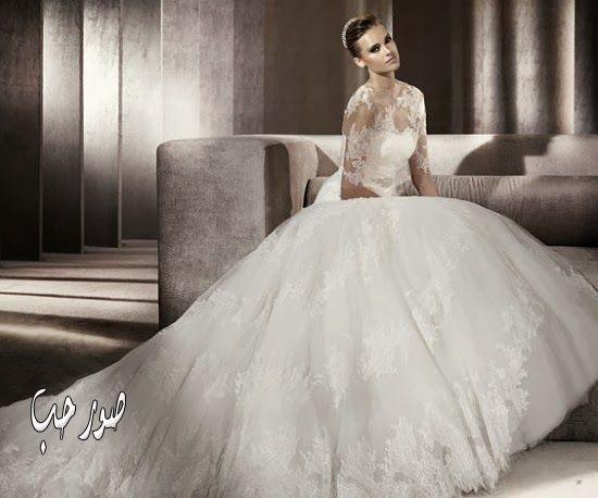 صور فساتين زفاف كاشيه 2015 صور فساتين اعراس اخر موضة 2015 منتديات حلم الاردن Wedding Dresses Glam Wedding Dress Pronovias Wedding Dress