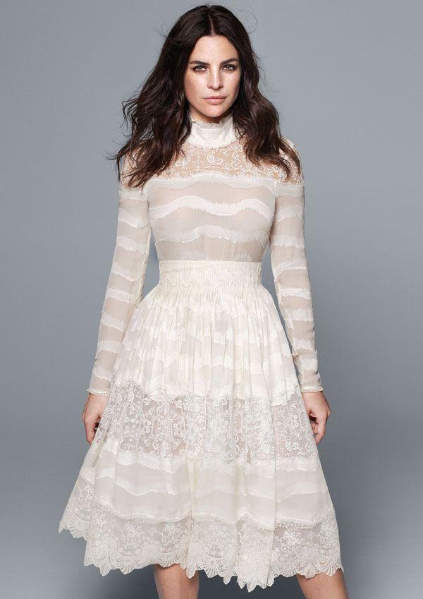 Ab April gibt es bei H&M Brautkleider | Hochzeit ...