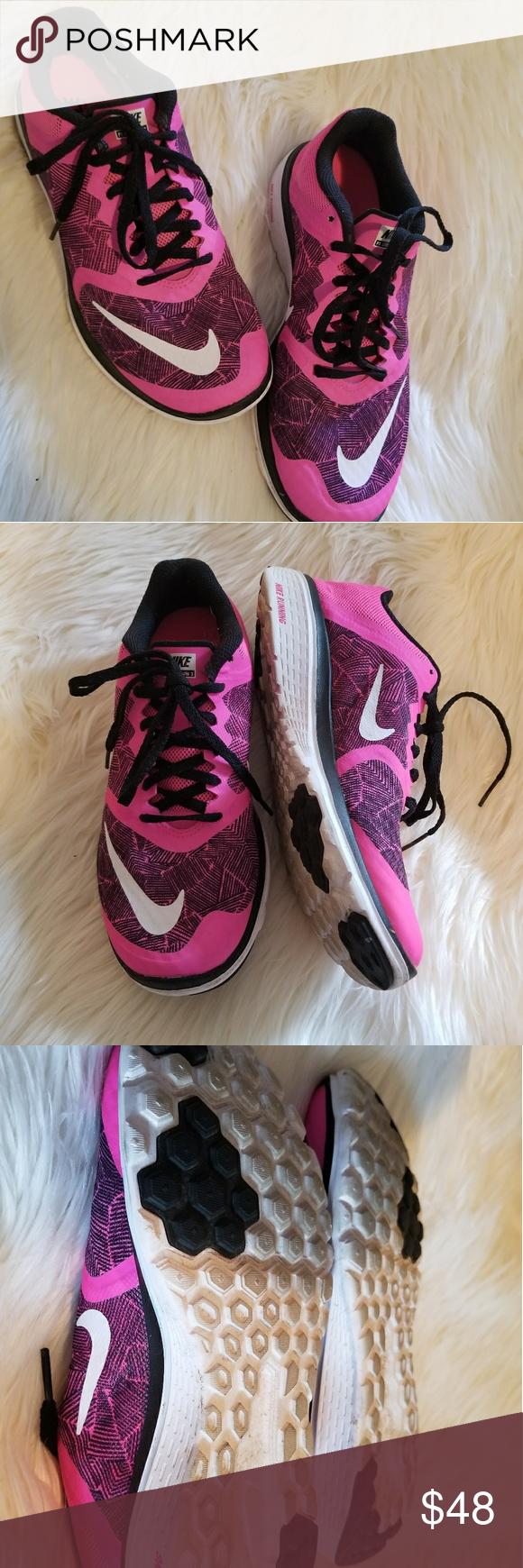 EUC* Nike Fit Sole FS Lite Shoes* EUC* Nike FitSole Shoes