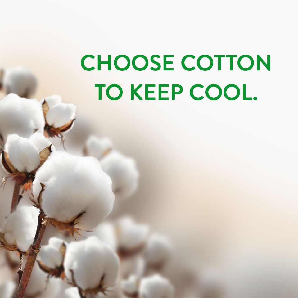 Body temp rising? Choose cotton to keep cool. http://ow.ly/nPoGO #Menopause #Cotton #Original
