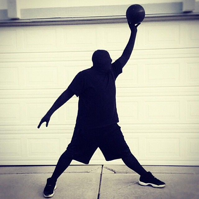 Epic Air Jordan Jumpman Halloween Costume