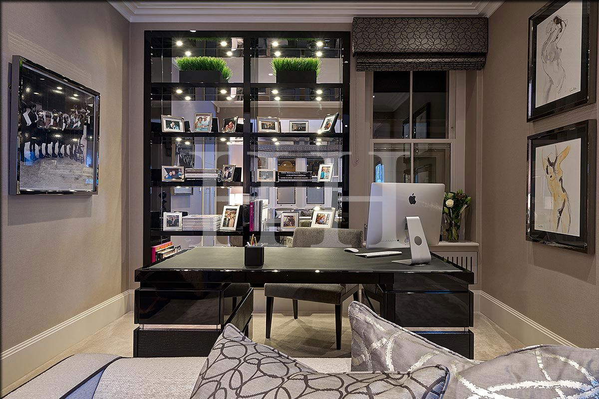 Ellerby Street, UK Project, Interior Design Portfolio, Hill House Interiors  Are A London Based Interior Design Company With A Showroom In Elystan  Street ...