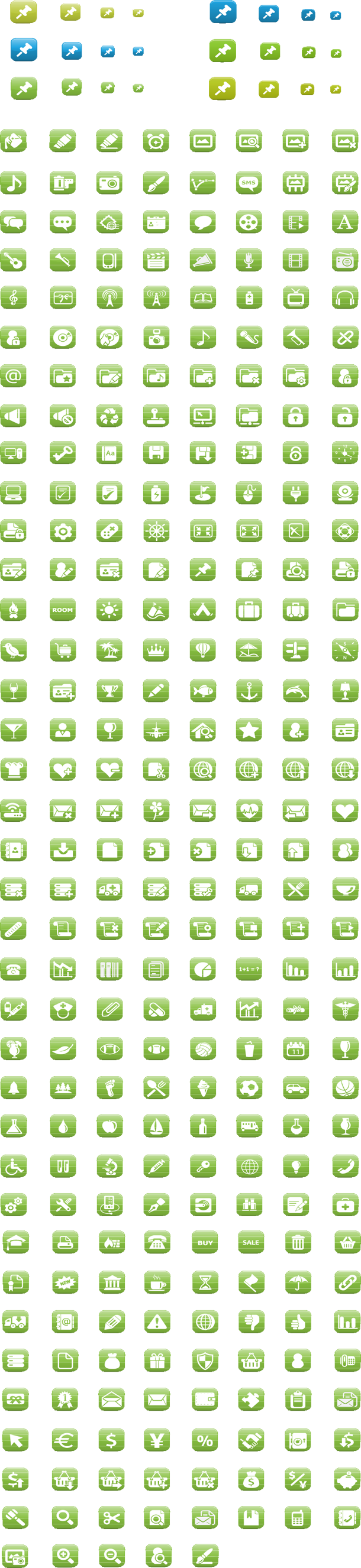 The Handcrafted Vector Icon Bundle | Design You Trust