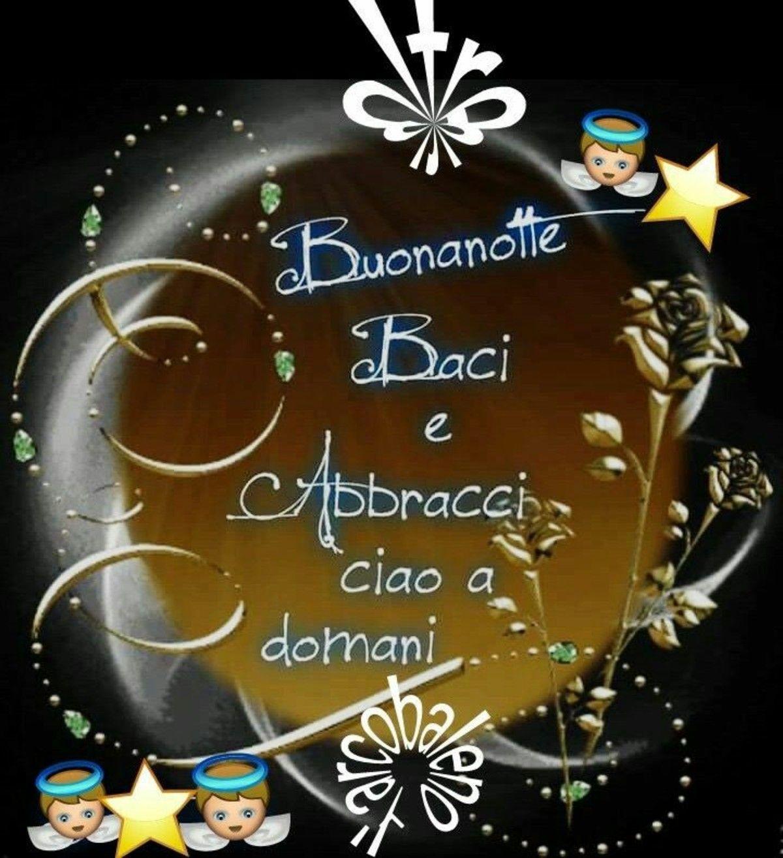 Buonanotte Frasi Whatsapp.Whatsapp Frasi Buonanotte Amici Miei 7046 Christmas Ornaments Christmas Bulbs Greetings