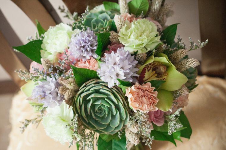 Mazzi Di Fiori Particolari Bouquet Tanti Colori Specie Fiori Diverse Bouquet Mazzolino Di Fiori Mazzo Di Fiori