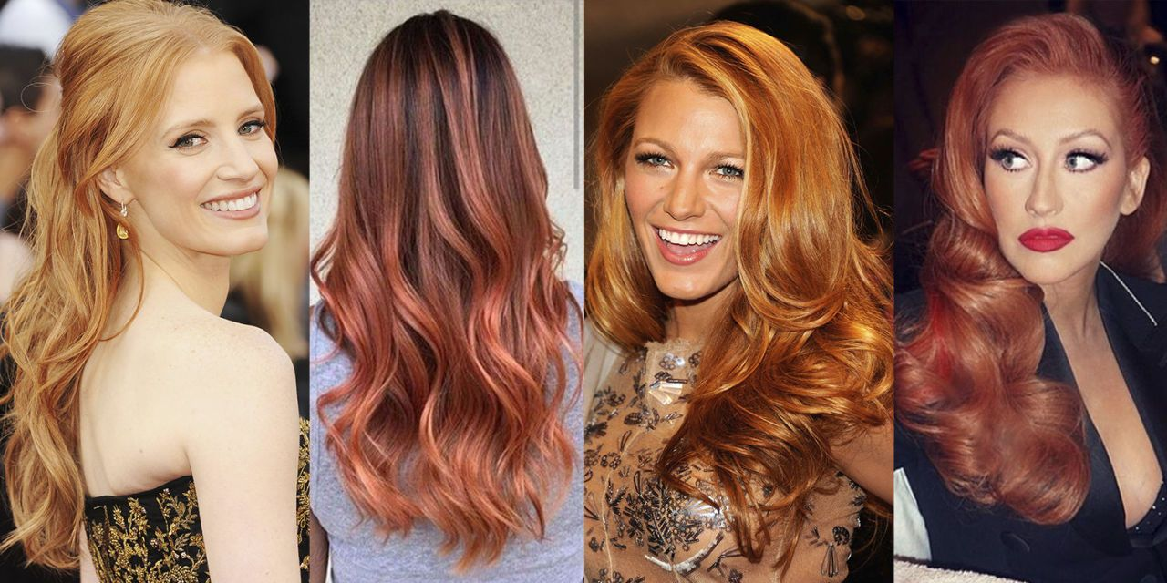 red hair colour ideas to inspire your next salon trip  Red hair
