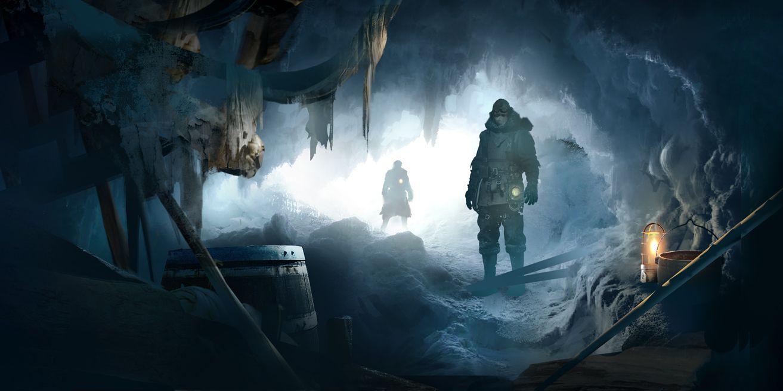 Frostpunk Concept Art Sci Fi Concept Art Concept Art Art