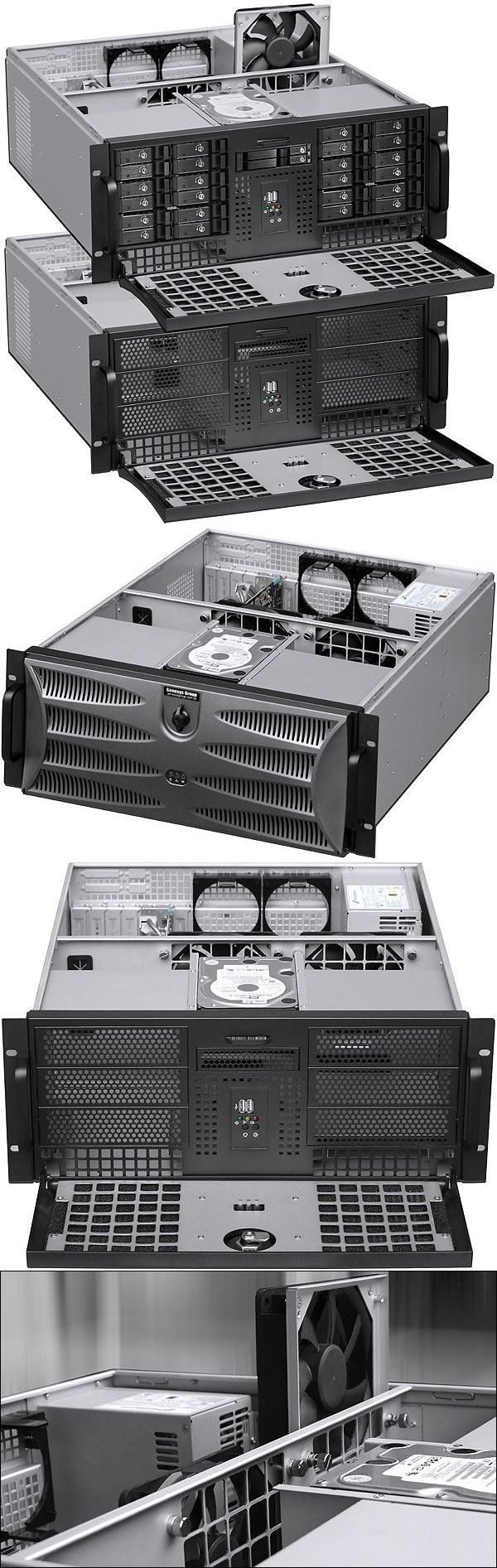 Pin On Rackmount Cases And Chassis 64061
