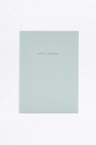 Daily Journal menthe clair|20 euros