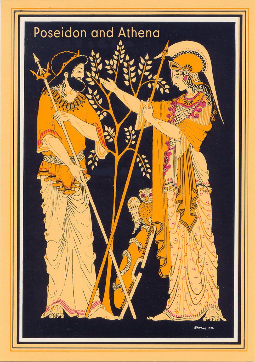 Athena: The Wise Goddess   Ancient greek art, Greek mythology art, Greek art