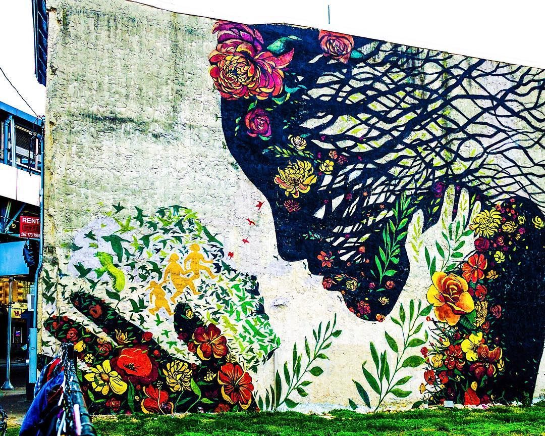 15 amazing new murals to check out in Philly right now