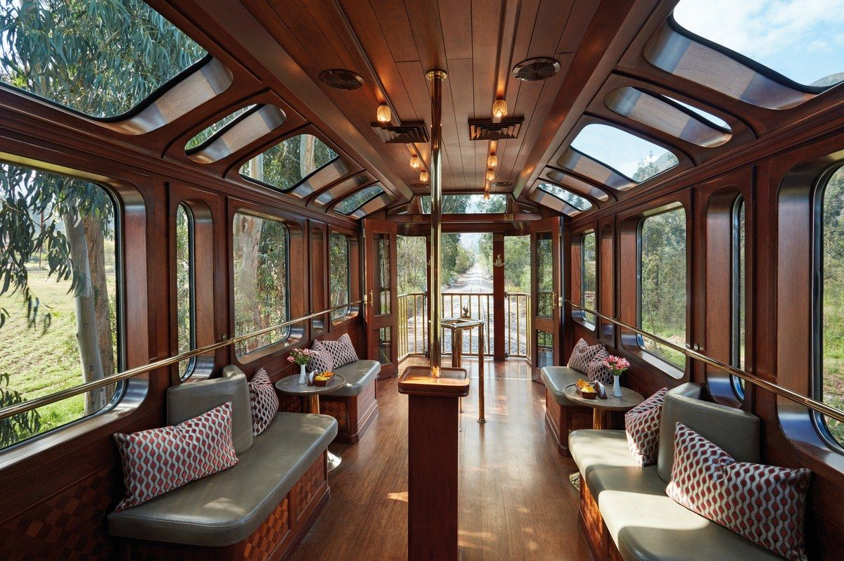 The Best Trains in the World: 2019 Readers' Choice Awards