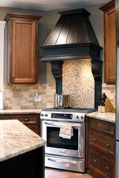 Kitchens - traditional - kitchen  McBurney Junction