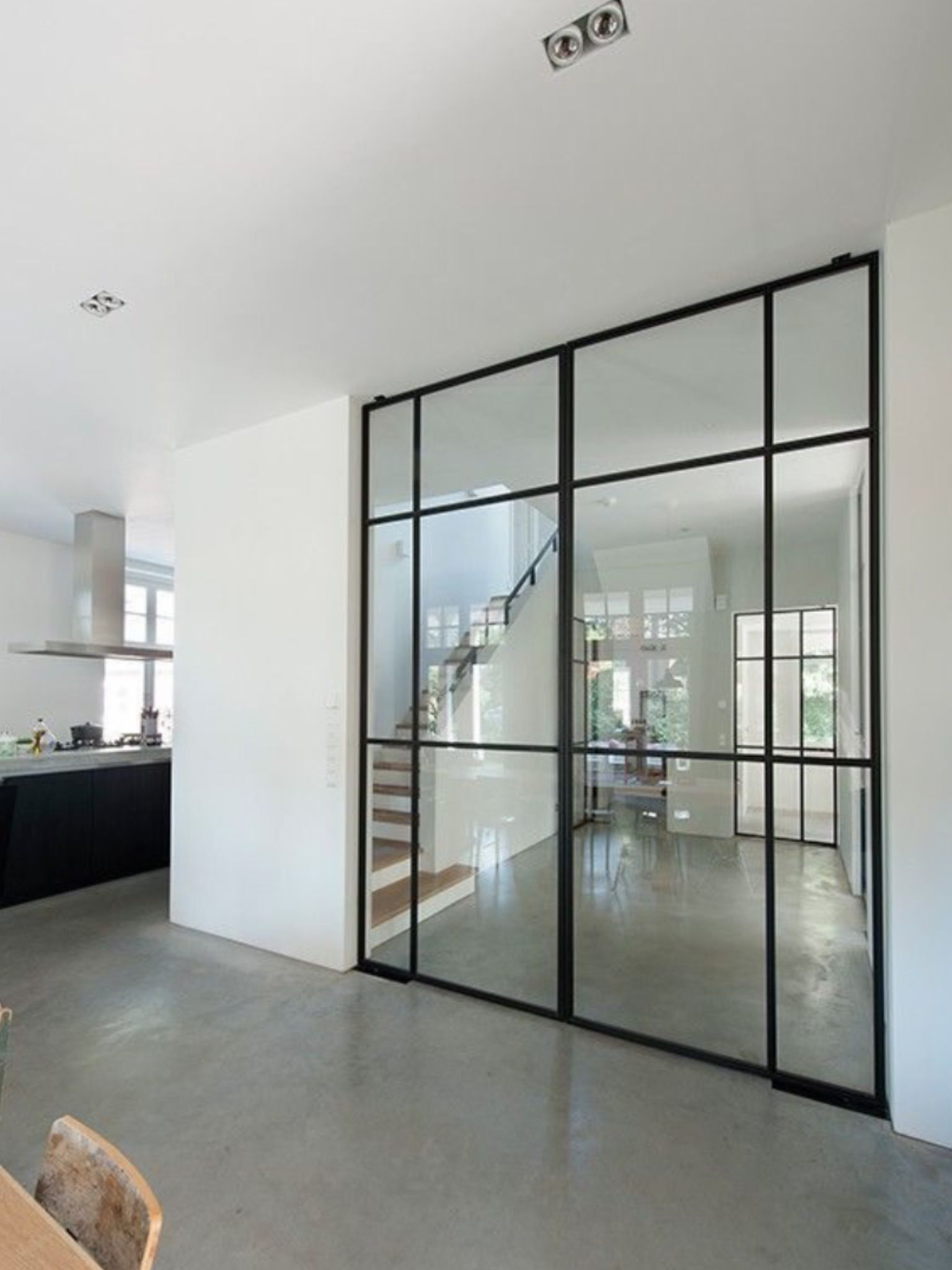 Add Door Frames Between Rooms For (Modern) Architecture