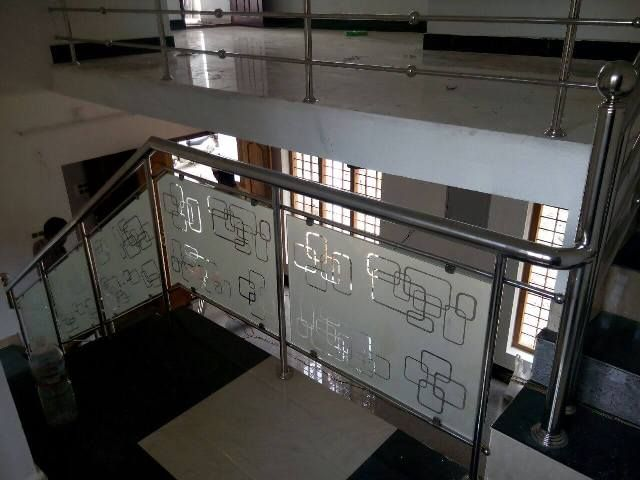 Cost of Stainless Steel Handrail Works   Kochi   Kerala ...