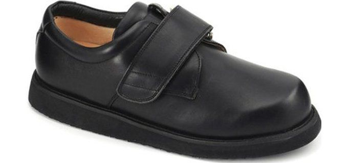 Top Wide Width Walking Shoes For Men And Women Wide Shoes For Men Mens Walking Shoes Dress Shoes Men