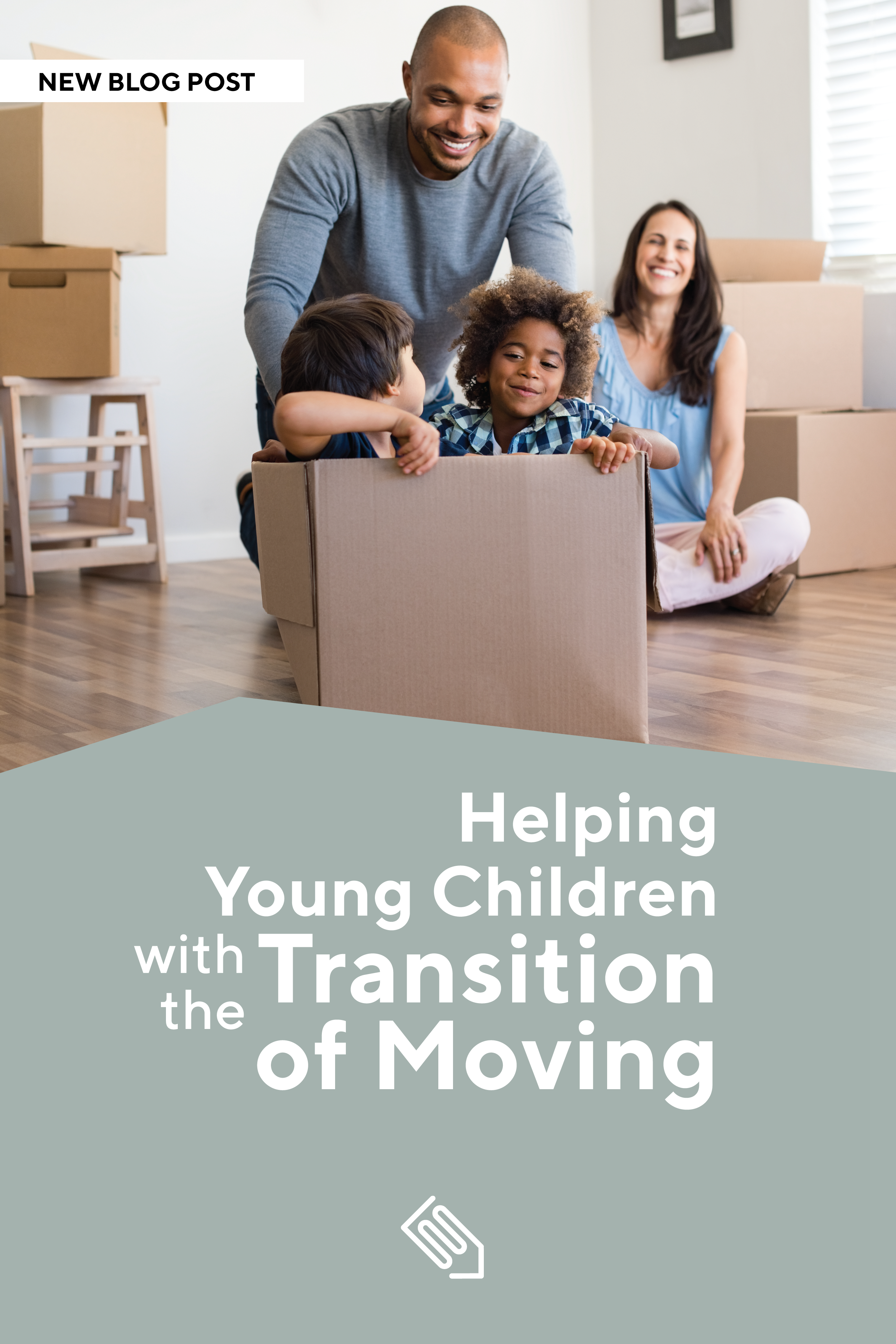 Helping Young Children With The Transition Of Moving In