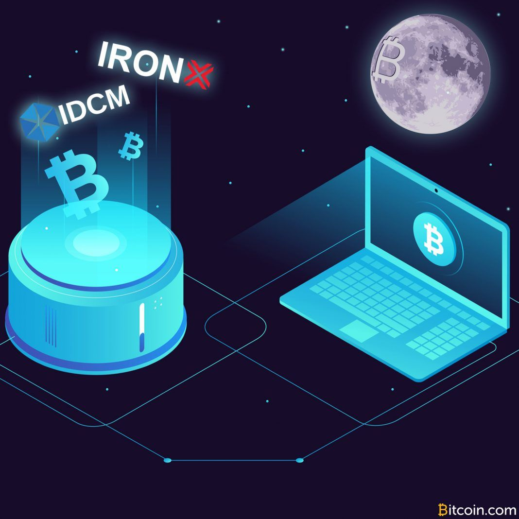 Ironx Private Sale Idcm To Target Stos News Bitcoin Currency -