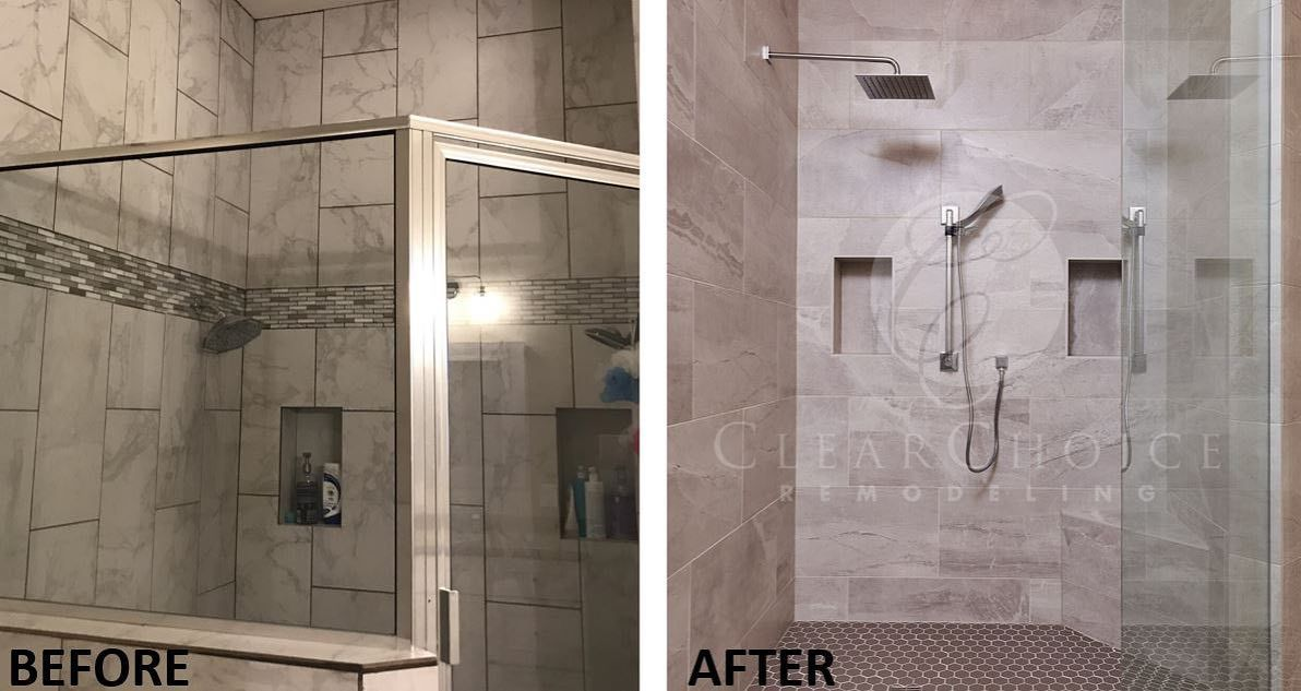 Before After Part Ii Clearchoice Clearchoicesa Clearchoiceremodeling Janawardinteriors Interiors Design Interiordesign