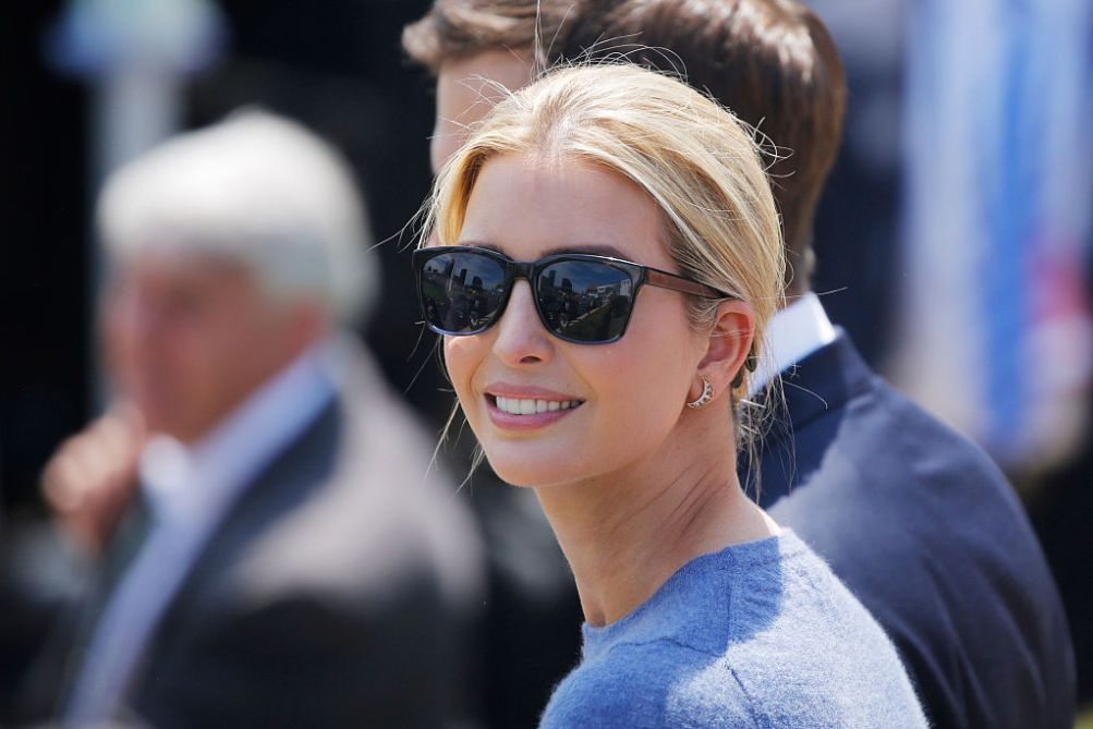 Ivanka Trump Body Measurements Height, Weight, Bra Size, Wiki, Bio 2017