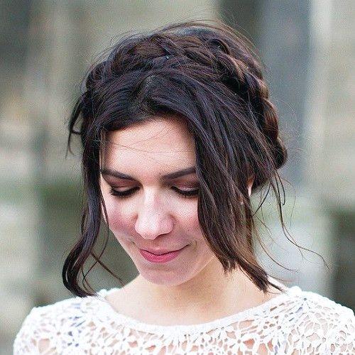 20 best milkmaid frisuren - hübsche milma braid frau