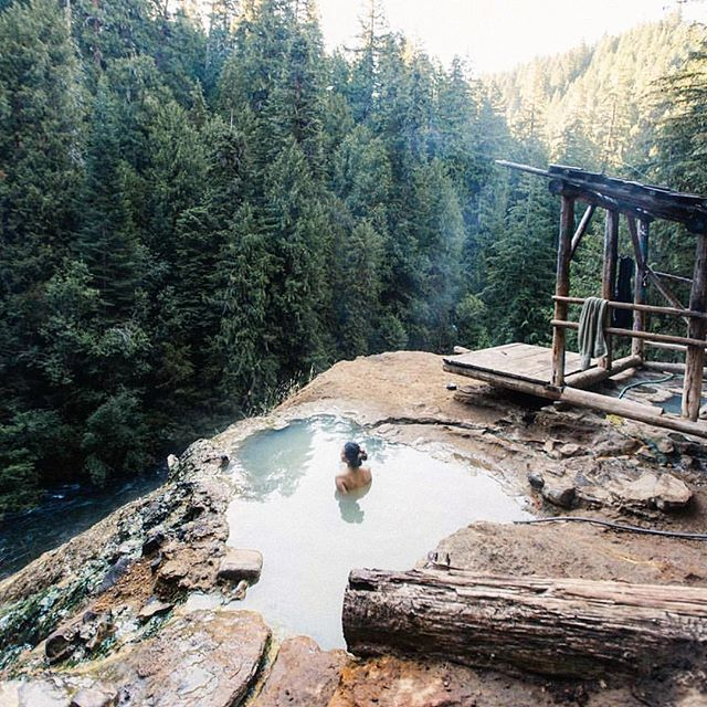 Hot springs, waterfalls, & hidden beaches on Oregons coast (With images) | Travel destinations