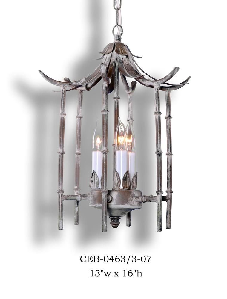 Other Metal Lantern And Pendant Ceb 0463 3 07pendant