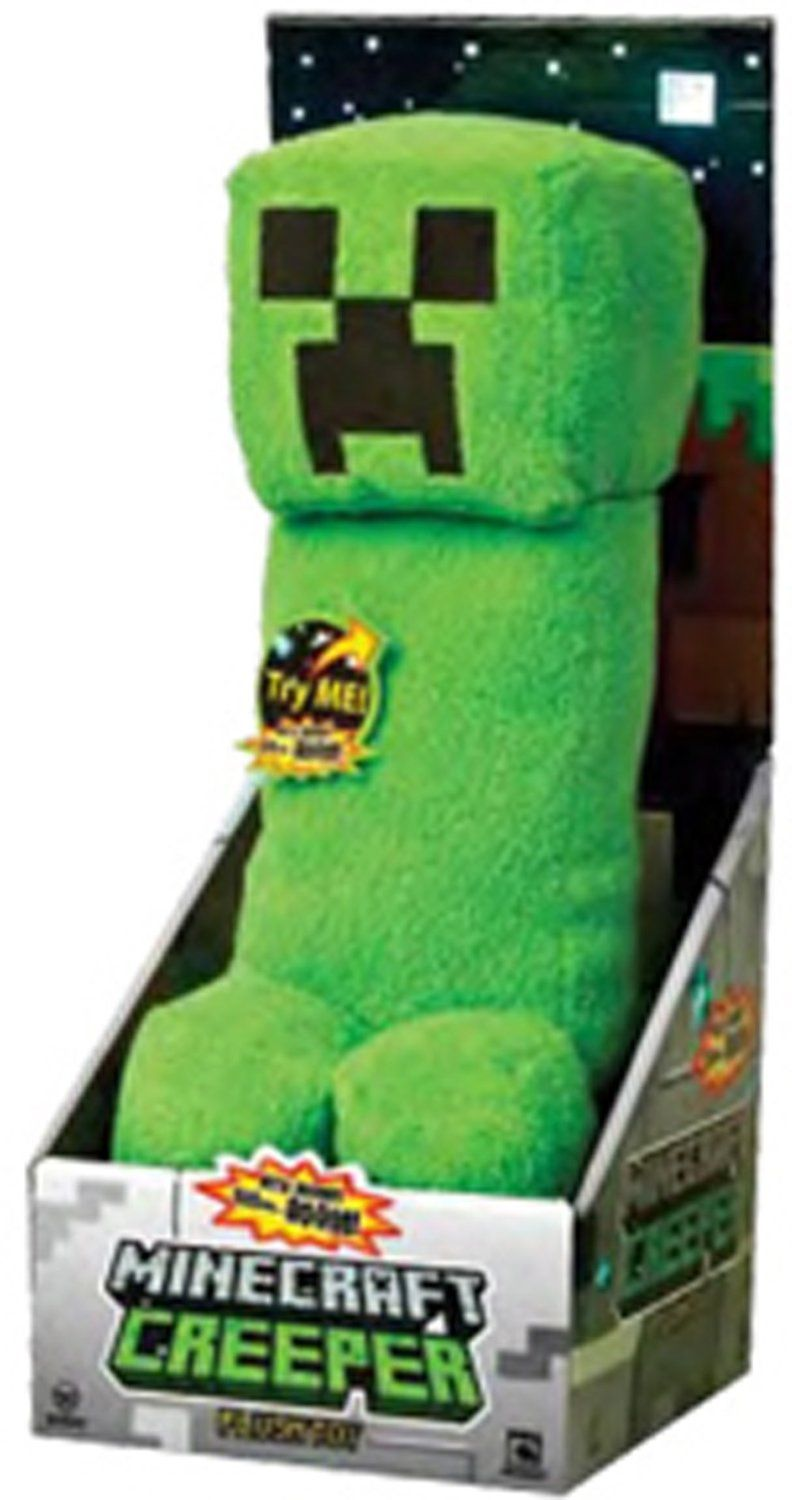 """Quips N Quotes Minecraft Creeper With """"kaboom"""" Sound Available At Quips 'n"""