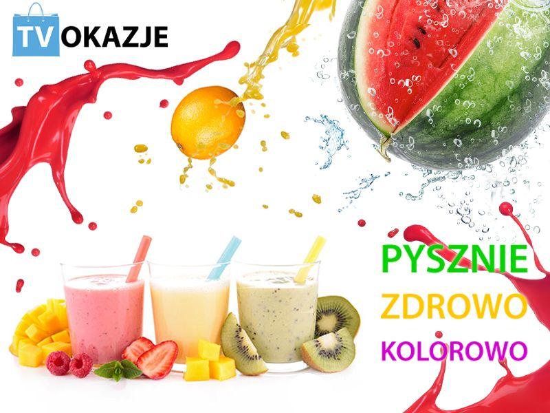 Odzyskaj zdrowie i witalność! Dzięki naszym produktom stworzysz niepowtarzalne soki i koktajle. Z nami będziesz mieć jeszcze więcej energii tej wiosny. Sprawdź na tvokazje.pl #wiosna #zdrowie #energia