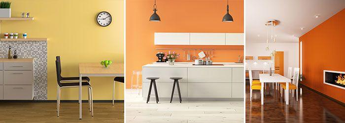 Küche streichen und farbig gestalten Küchen streichen