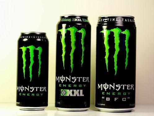 Mtb Adrenaline Monster Energy Drink Monster Energy Monster