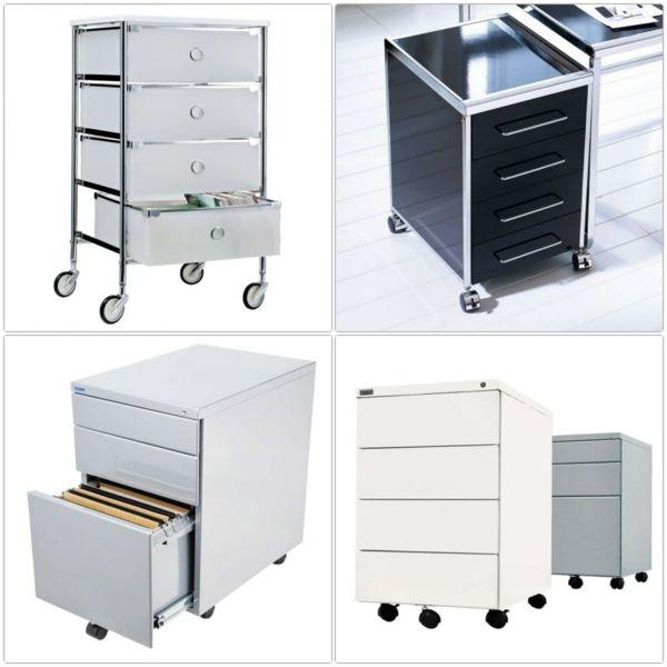 Büroeinrichtung planen  büroeinrichtung planen rollcontainer tischschrank büromöbel online ...