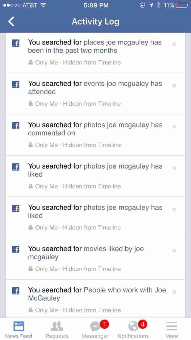 The Ingeniously Creepy Ways People Are Facebook Stalking You